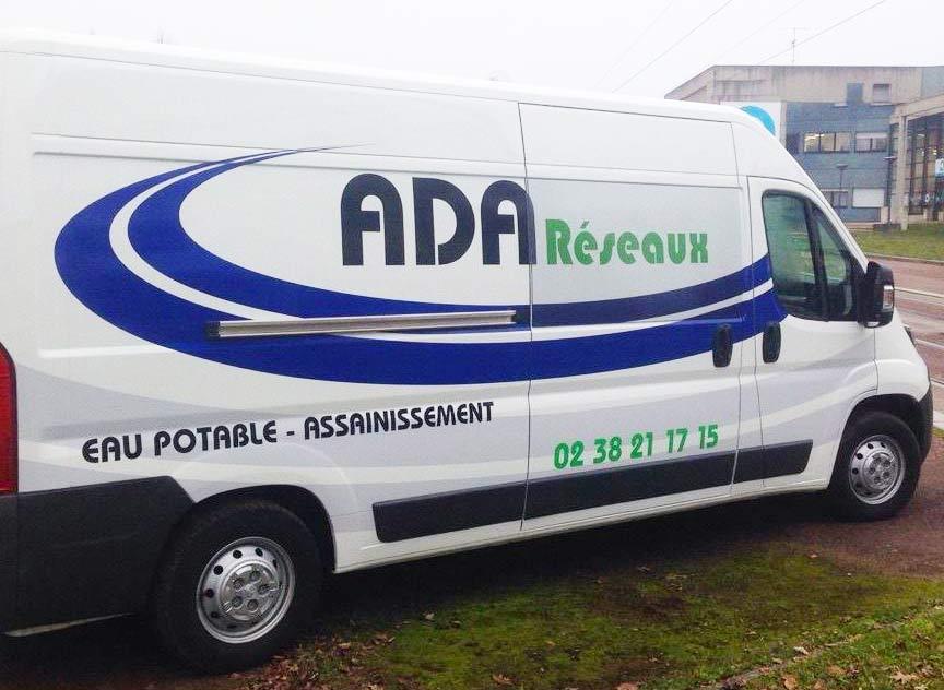 réalisation des ouvrages en passant par l'établissement des plans, la pose des canalisations à votre service tout notre professionnalisme pour effectuer vos travaux dans les environs de Saran| ADA Réseaux